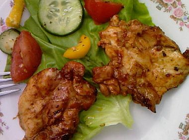 kurczak grill