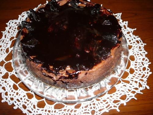 sernik czekoladowy2