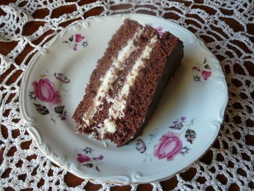 tort kawałek