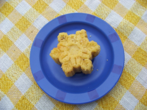 muffinka kukurydziana