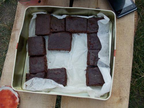 piknik ciasto