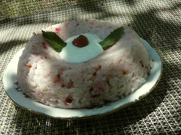 pudding jabłkowo-malinowy1