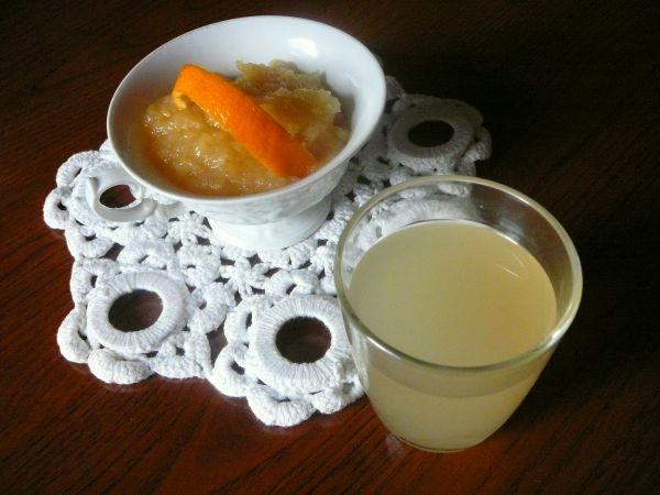 sok i mus jabłkowo-pomarańczowy